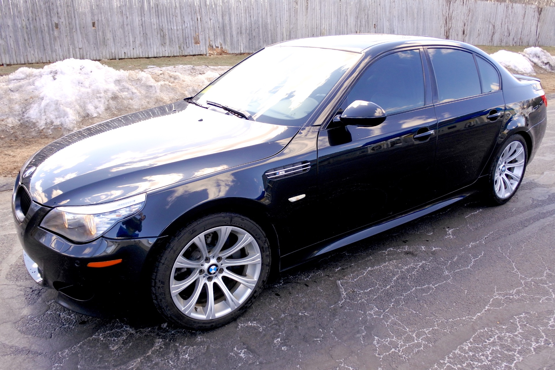 Used 2010 BMW M5 4dr Sdn Used 2010 BMW M5 4dr Sdn for sale  at Metro West Motorcars LLC in Shrewsbury MA 1