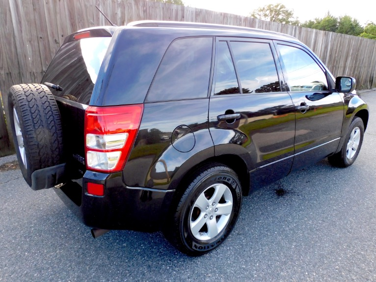 Used 2009 Suzuki Grand Vitara XSport 4WD Used 2009 Suzuki Grand Vitara XSport 4WD for sale  at Metro West Motorcars LLC in Shrewsbury MA 5