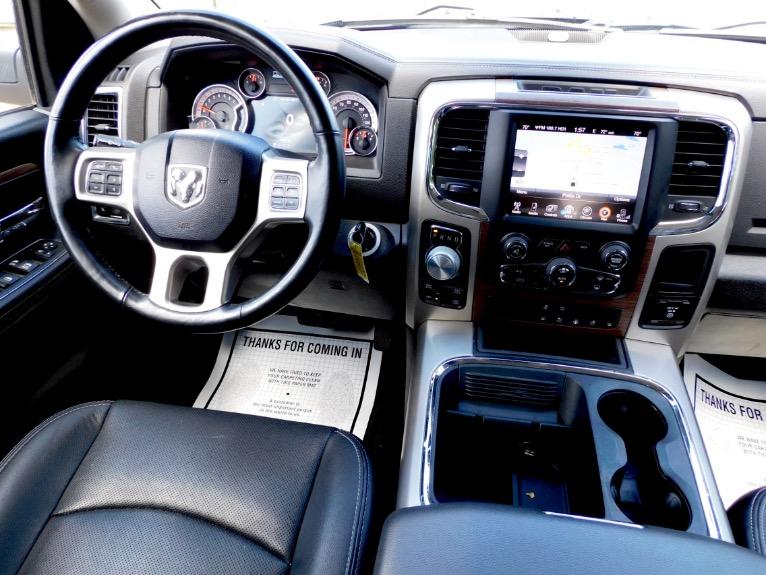 Used 2017 Ram 1500 Laramie 4x4 Crew Cab 5''7' Box Used 2017 Ram 1500 Laramie 4x4 Crew Cab 5''7' Box for sale  at Metro West Motorcars LLC in Shrewsbury MA 10