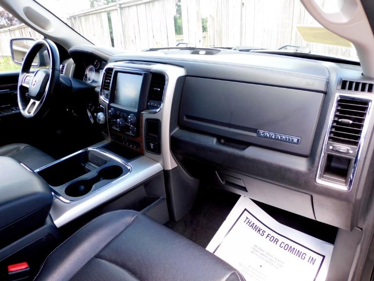 Used 2017 Ram 1500 Laramie 4x4 Crew Cab 5''7' Box Used 2017 Ram 1500 Laramie 4x4 Crew Cab 5''7' Box for sale  at Metro West Motorcars LLC in Shrewsbury MA 19