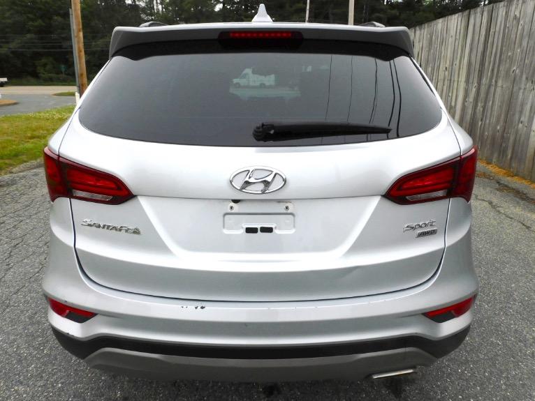 Used 2017 Hyundai Santa Fe Sport 2.4L AWD Used 2017 Hyundai Santa Fe Sport 2.4L AWD for sale  at Metro West Motorcars LLC in Shrewsbury MA 4