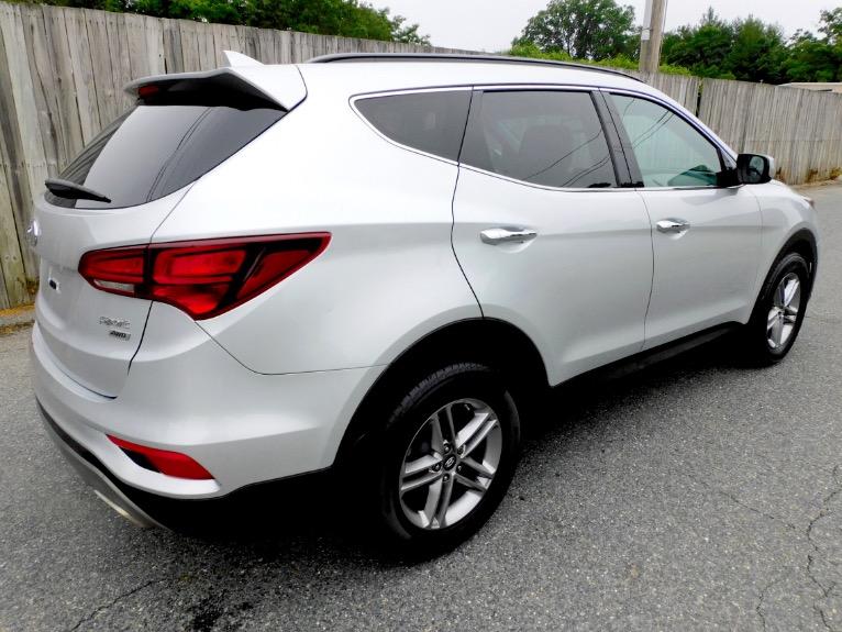 Used 2017 Hyundai Santa Fe Sport 2.4L AWD Used 2017 Hyundai Santa Fe Sport 2.4L AWD for sale  at Metro West Motorcars LLC in Shrewsbury MA 5