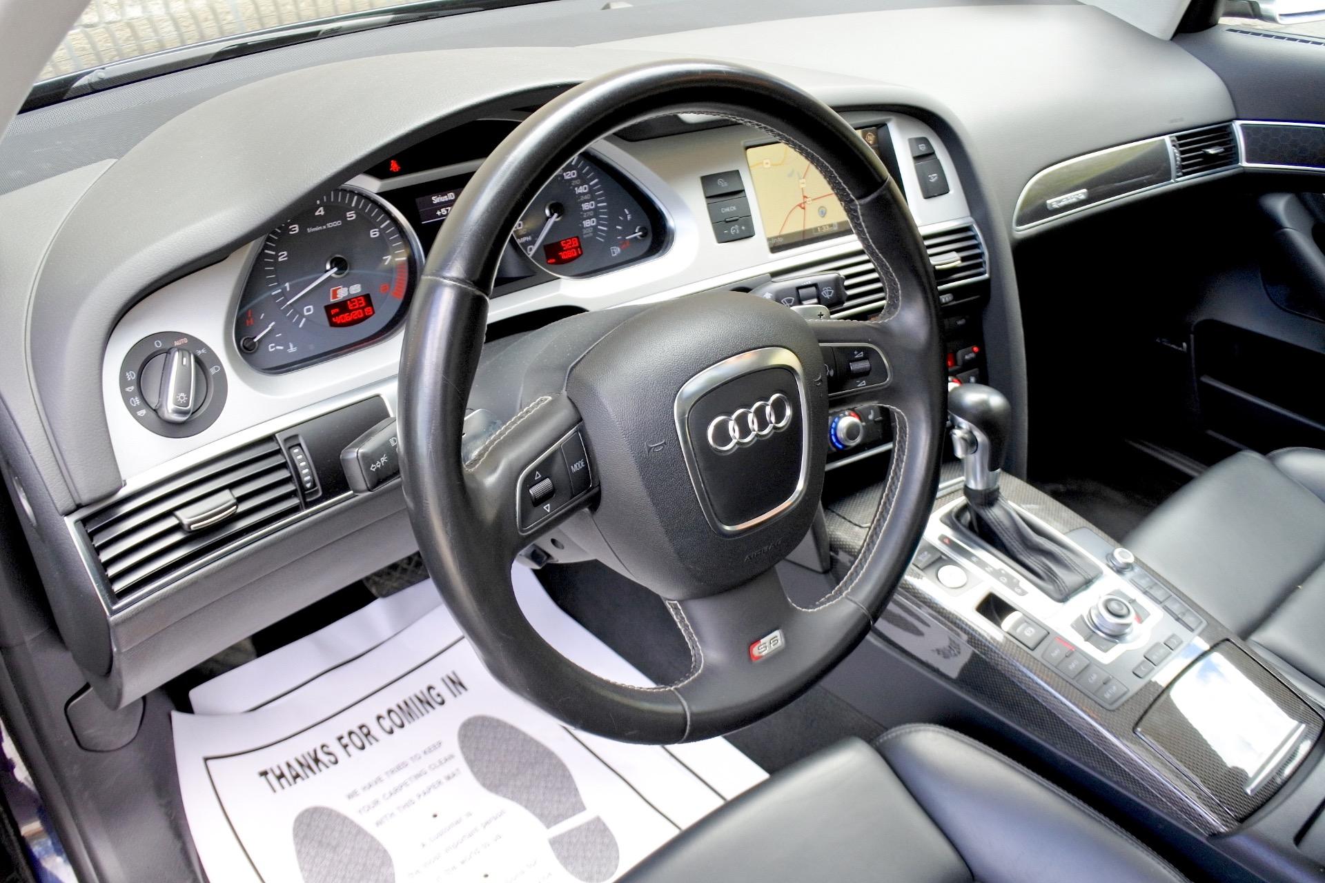 Used 2011 Audi S6 5.2 Prestige Quattro Used 2011 Audi S6 5.2 Prestige Quattro for sale  at Metro West Motorcars LLC in Shrewsbury MA 13