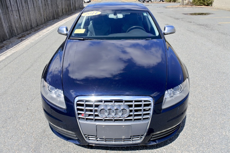 Used 2011 Audi S6 5.2 Prestige Quattro Used 2011 Audi S6 5.2 Prestige Quattro for sale  at Metro West Motorcars LLC in Shrewsbury MA 8