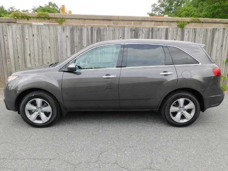 Used 2012 Acura Mdx AWD Used 2012 Acura Mdx AWD for sale  at Metro West Motorcars LLC in Shrewsbury MA 2
