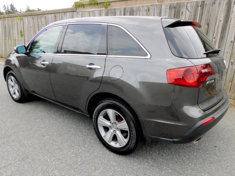 Used 2012 Acura Mdx AWD Used 2012 Acura Mdx AWD for sale  at Metro West Motorcars LLC in Shrewsbury MA 3