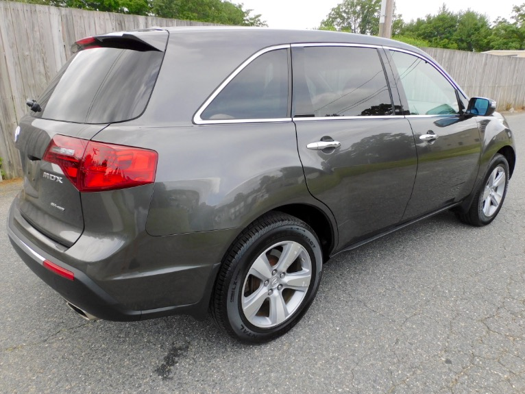 Used 2012 Acura Mdx AWD Used 2012 Acura Mdx AWD for sale  at Metro West Motorcars LLC in Shrewsbury MA 5