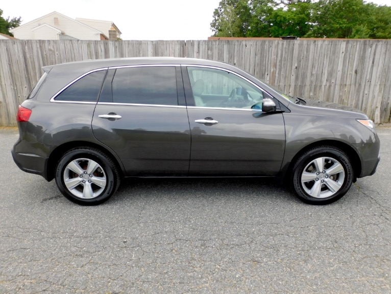Used 2012 Acura Mdx AWD Used 2012 Acura Mdx AWD for sale  at Metro West Motorcars LLC in Shrewsbury MA 6