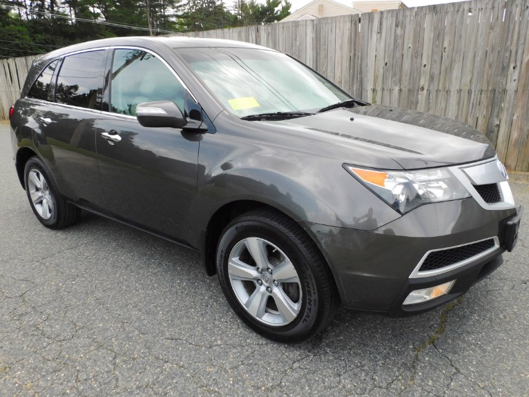 Used 2012 Acura Mdx AWD Used 2012 Acura Mdx AWD for sale  at Metro West Motorcars LLC in Shrewsbury MA 7