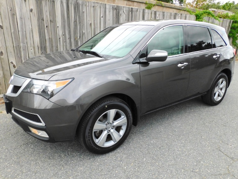 Used 2012 Acura Mdx AWD Used 2012 Acura Mdx AWD for sale  at Metro West Motorcars LLC in Shrewsbury MA 1