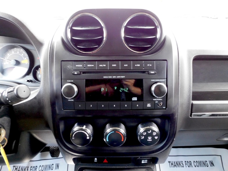 Used 2015 Jeep Patriot FWD Sport Used 2015 Jeep Patriot FWD Sport for sale  at Metro West Motorcars LLC in Shrewsbury MA 11