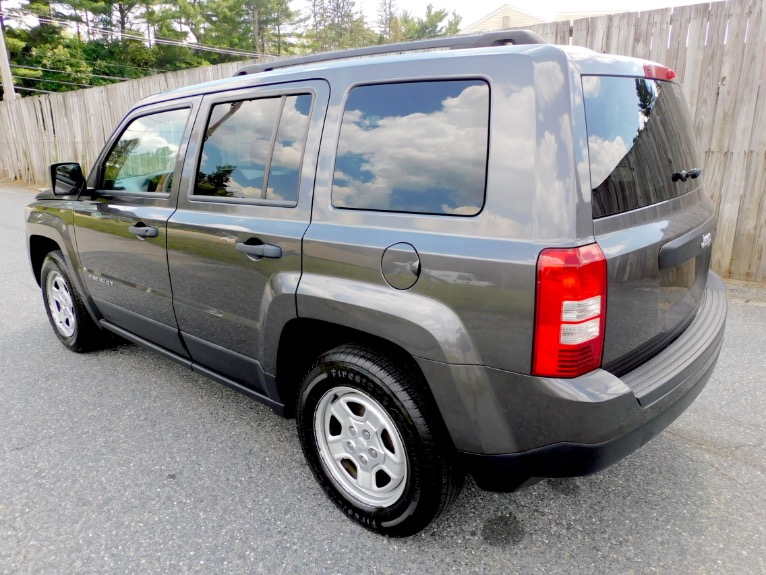 Used 2015 Jeep Patriot FWD Sport Used 2015 Jeep Patriot FWD Sport for sale  at Metro West Motorcars LLC in Shrewsbury MA 3