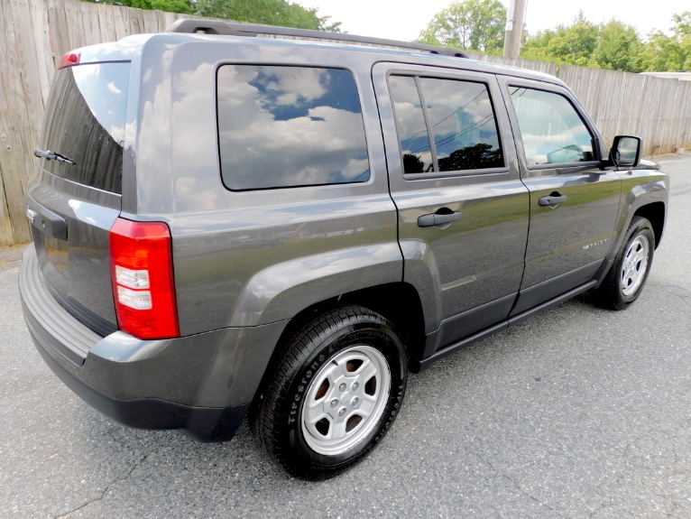 Used 2015 Jeep Patriot FWD Sport Used 2015 Jeep Patriot FWD Sport for sale  at Metro West Motorcars LLC in Shrewsbury MA 5