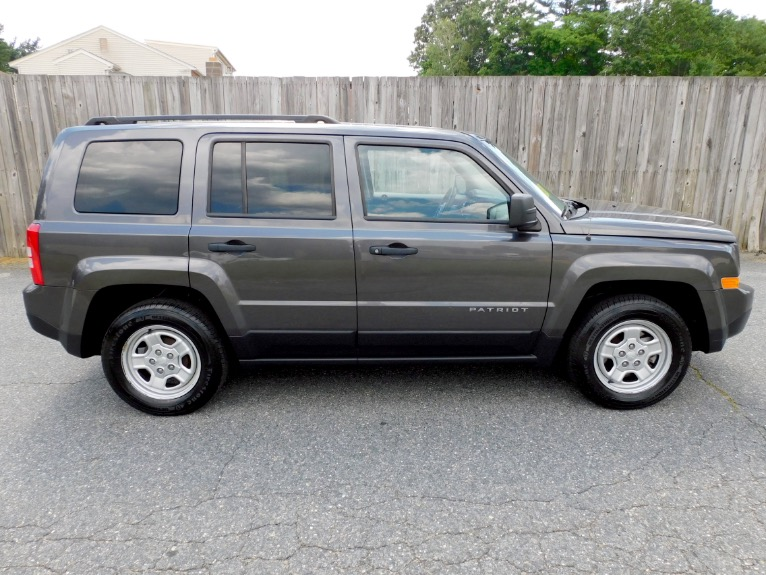 Used 2015 Jeep Patriot FWD Sport Used 2015 Jeep Patriot FWD Sport for sale  at Metro West Motorcars LLC in Shrewsbury MA 6