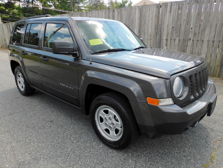 Used 2015 Jeep Patriot FWD Sport Used 2015 Jeep Patriot FWD Sport for sale  at Metro West Motorcars LLC in Shrewsbury MA 7