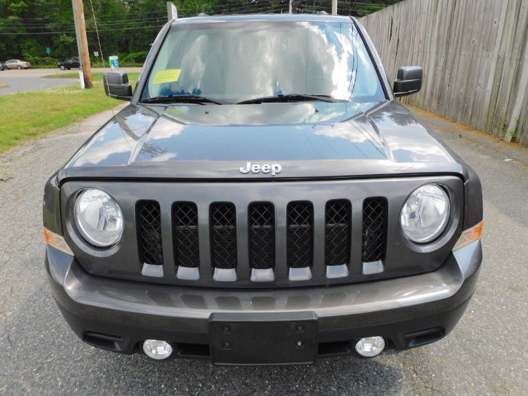 Used 2015 Jeep Patriot FWD Sport Used 2015 Jeep Patriot FWD Sport for sale  at Metro West Motorcars LLC in Shrewsbury MA 8