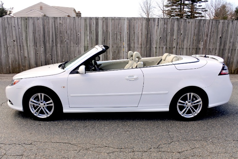 Used 2011 Saab 9-3 2dr Conv Auto FWD Used 2011 Saab 9-3 2dr Conv Auto FWD for sale  at Metro West Motorcars LLC in Shrewsbury MA 2
