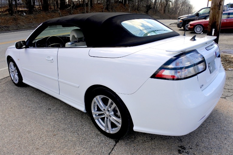 Used 2011 Saab 9-3 2dr Conv Auto FWD Used 2011 Saab 9-3 2dr Conv Auto FWD for sale  at Metro West Motorcars LLC in Shrewsbury MA 20
