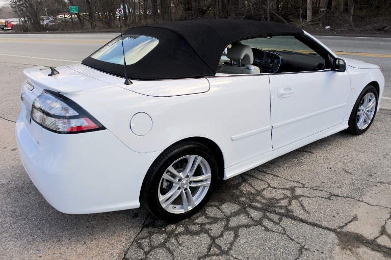 Used 2011 Saab 9-3 2dr Conv Auto FWD Used 2011 Saab 9-3 2dr Conv Auto FWD for sale  at Metro West Motorcars LLC in Shrewsbury MA 21