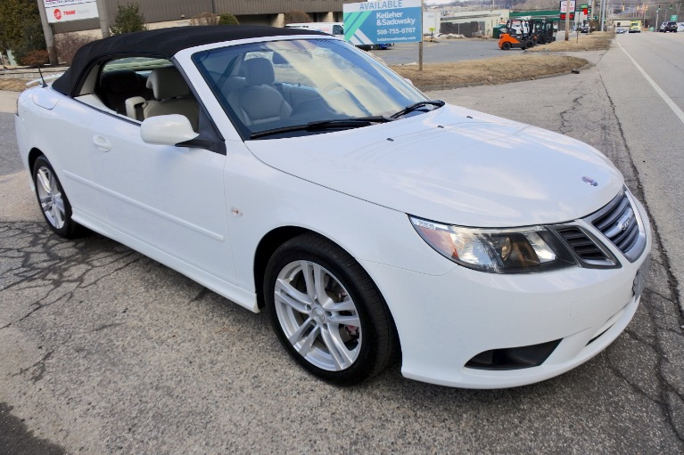 Used 2011 Saab 9-3 2dr Conv Auto FWD Used 2011 Saab 9-3 2dr Conv Auto FWD for sale  at Metro West Motorcars LLC in Shrewsbury MA 22