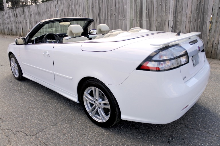 Used 2011 Saab 9-3 2dr Conv Auto FWD Used 2011 Saab 9-3 2dr Conv Auto FWD for sale  at Metro West Motorcars LLC in Shrewsbury MA 3