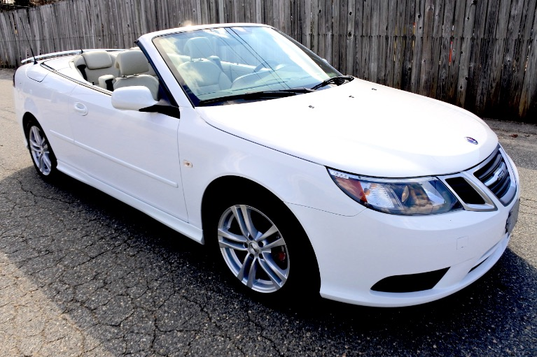 Used 2011 Saab 9-3 2dr Conv Auto FWD Used 2011 Saab 9-3 2dr Conv Auto FWD for sale  at Metro West Motorcars LLC in Shrewsbury MA 7