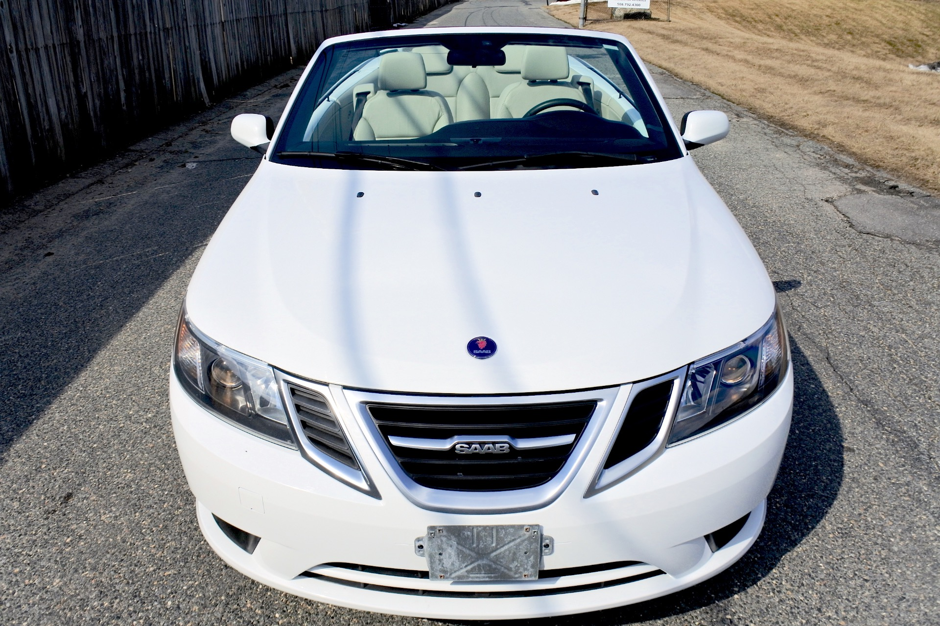 Used 2011 Saab 9-3 2dr Conv Auto FWD Used 2011 Saab 9-3 2dr Conv Auto FWD for sale  at Metro West Motorcars LLC in Shrewsbury MA 8