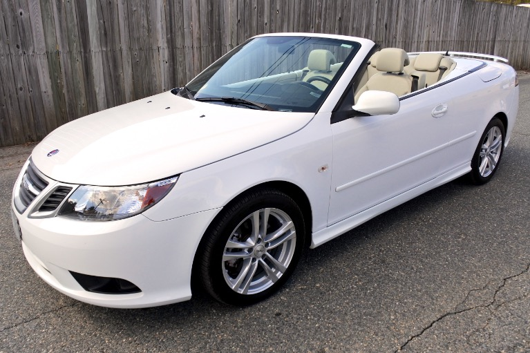 Used Used 2011 Saab 9-3 2dr Conv Auto FWD for sale $10,880 at Metro West Motorcars LLC in Shrewsbury MA