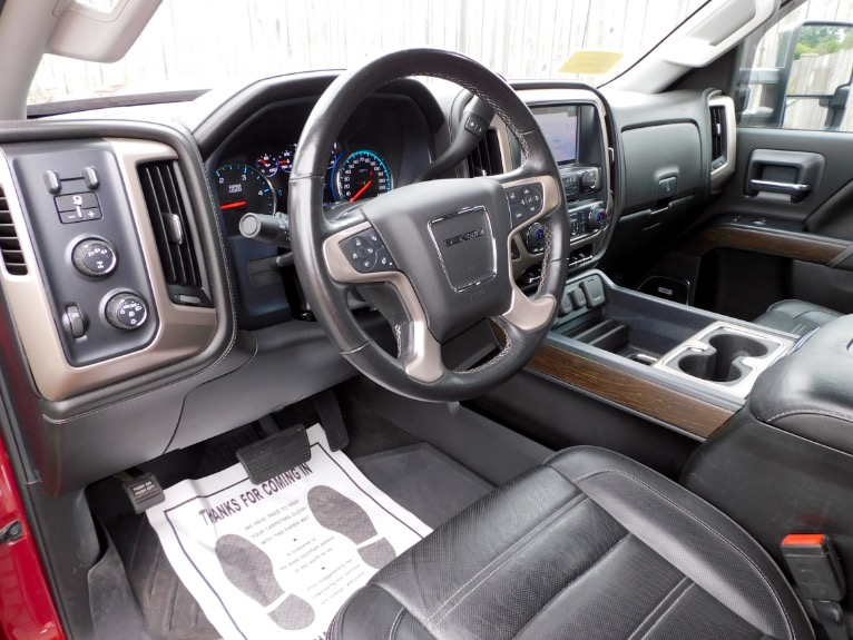 Used 2018 GMC Sierra 3500hd 4WD Crew Cab 153.7' Denali Used 2018 GMC Sierra 3500hd 4WD Crew Cab 153.7' Denali for sale  at Metro West Motorcars LLC in Shrewsbury MA 12