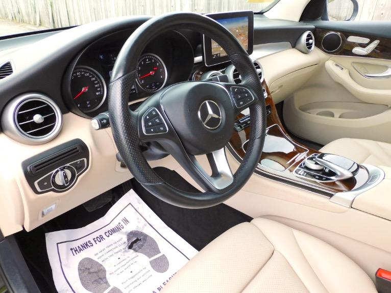 Used 2016 Mercedes-Benz Glc GLC 300 4MATIC Used 2016 Mercedes-Benz Glc GLC 300 4MATIC for sale  at Metro West Motorcars LLC in Shrewsbury MA 13