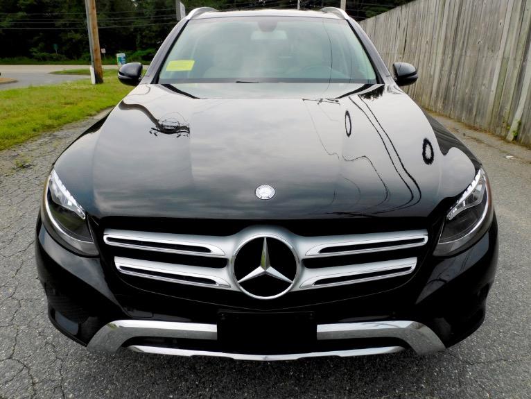 Used 2016 Mercedes-Benz Glc GLC 300 4MATIC Used 2016 Mercedes-Benz Glc GLC 300 4MATIC for sale  at Metro West Motorcars LLC in Shrewsbury MA 8