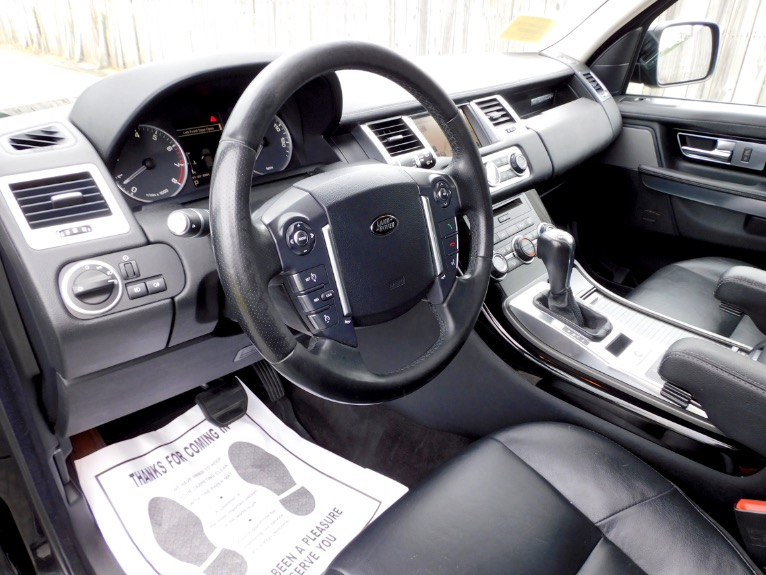 Used 2013 Land Rover Range Rover Sport HSE Limited Edition Used 2013 Land Rover Range Rover Sport HSE Limited Edition for sale  at Metro West Motorcars LLC in Shrewsbury MA 13