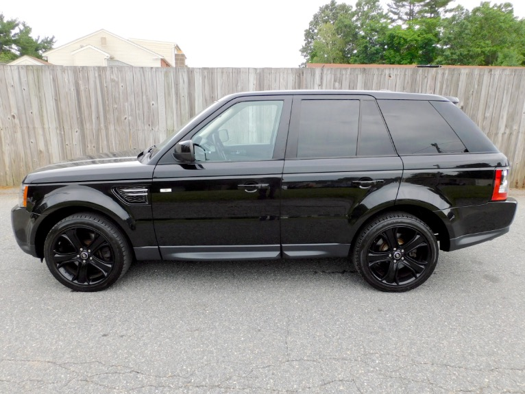 Used 2013 Land Rover Range Rover Sport HSE Limited Edition Used 2013 Land Rover Range Rover Sport HSE Limited Edition for sale  at Metro West Motorcars LLC in Shrewsbury MA 2