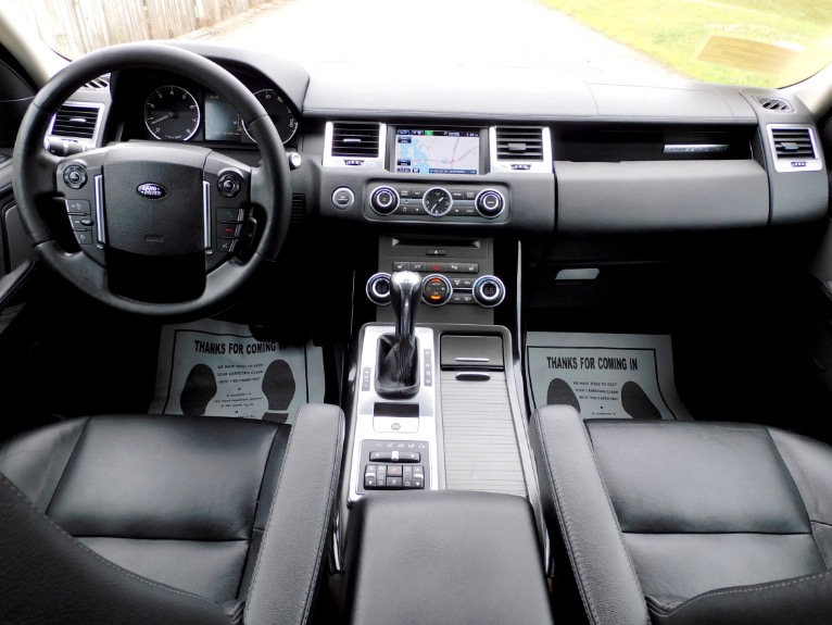 Used 2013 Land Rover Range Rover Sport HSE Limited Edition Used 2013 Land Rover Range Rover Sport HSE Limited Edition for sale  at Metro West Motorcars LLC in Shrewsbury MA 9