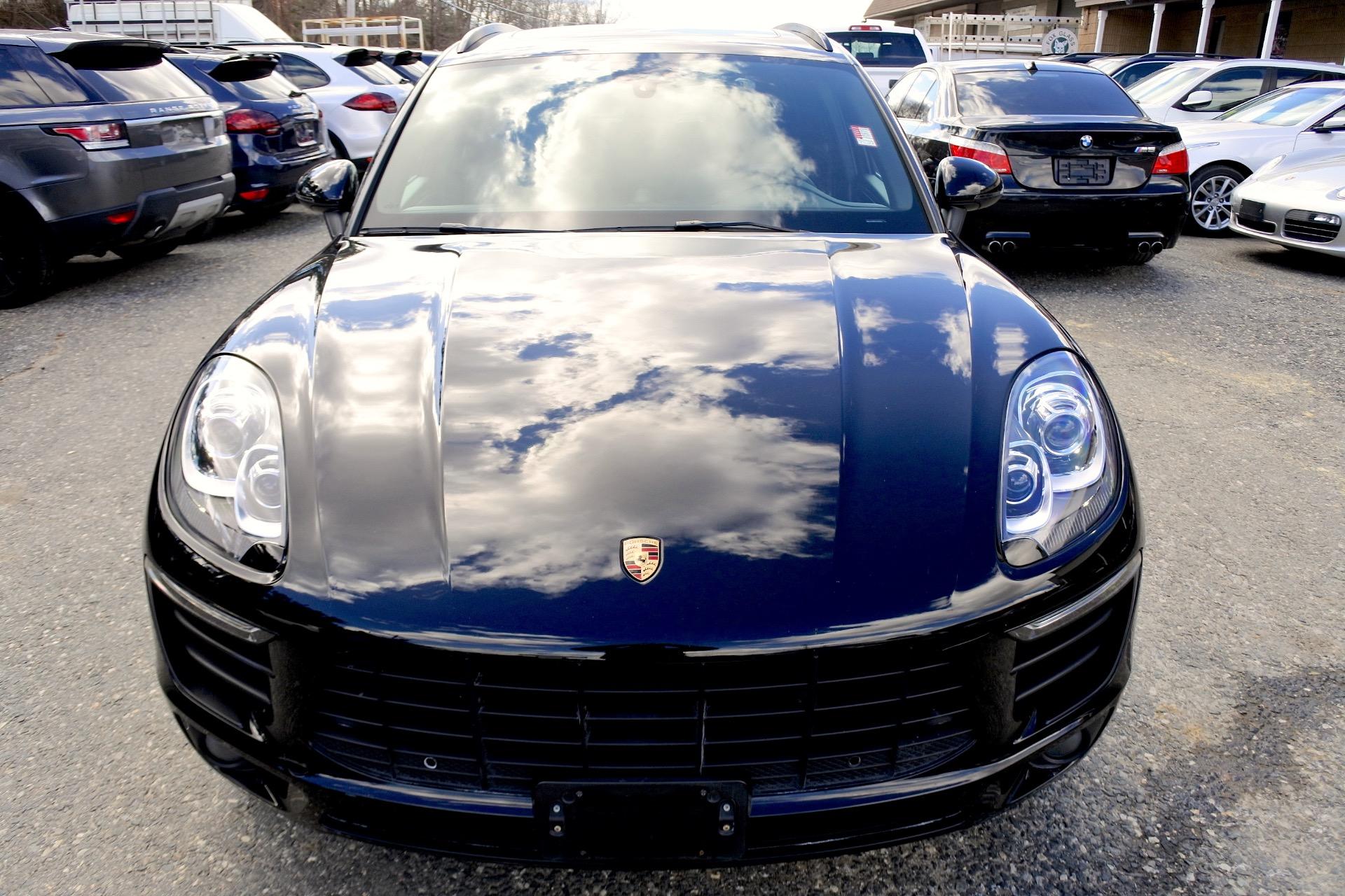 Used 2017 Porsche Macan AWD Used 2017 Porsche Macan AWD for sale  at Metro West Motorcars LLC in Shrewsbury MA 8