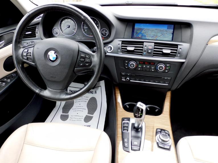Used 2013 BMW X3 xDrive28i AWD Used 2013 BMW X3 xDrive28i AWD for sale  at Metro West Motorcars LLC in Shrewsbury MA 10