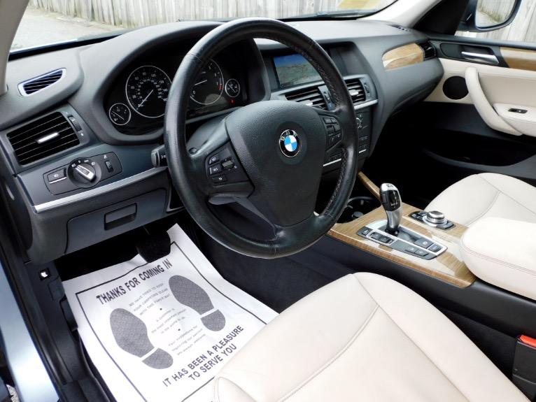 Used 2013 BMW X3 xDrive28i AWD Used 2013 BMW X3 xDrive28i AWD for sale  at Metro West Motorcars LLC in Shrewsbury MA 13