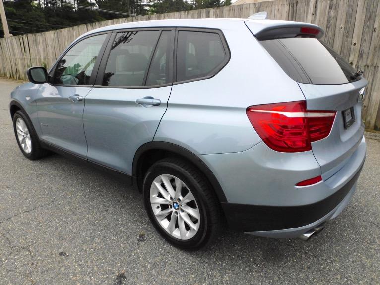 Used 2013 BMW X3 xDrive28i AWD Used 2013 BMW X3 xDrive28i AWD for sale  at Metro West Motorcars LLC in Shrewsbury MA 3