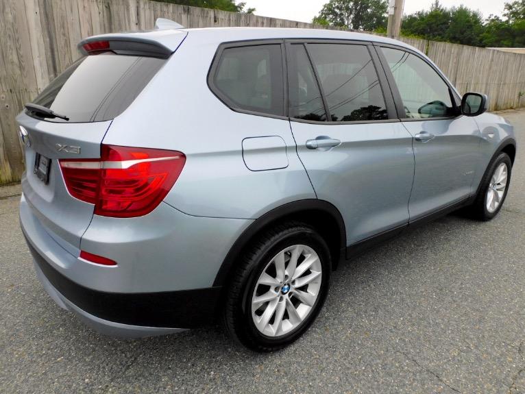 Used 2013 BMW X3 xDrive28i AWD Used 2013 BMW X3 xDrive28i AWD for sale  at Metro West Motorcars LLC in Shrewsbury MA 5