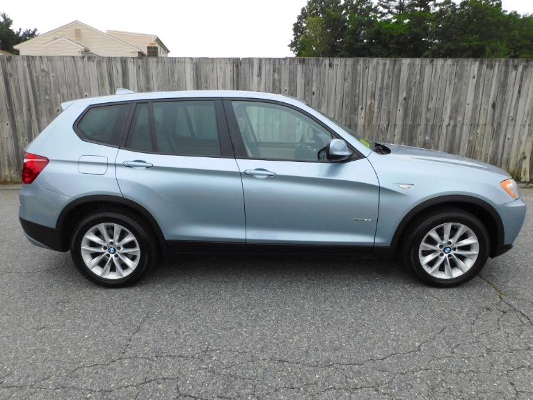 Used 2013 BMW X3 xDrive28i AWD Used 2013 BMW X3 xDrive28i AWD for sale  at Metro West Motorcars LLC in Shrewsbury MA 6
