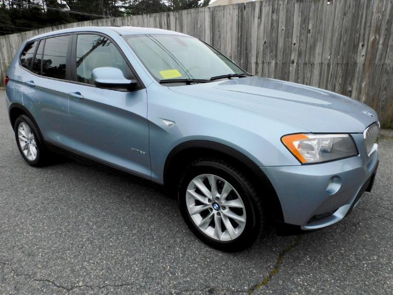 Used 2013 BMW X3 xDrive28i AWD Used 2013 BMW X3 xDrive28i AWD for sale  at Metro West Motorcars LLC in Shrewsbury MA 7