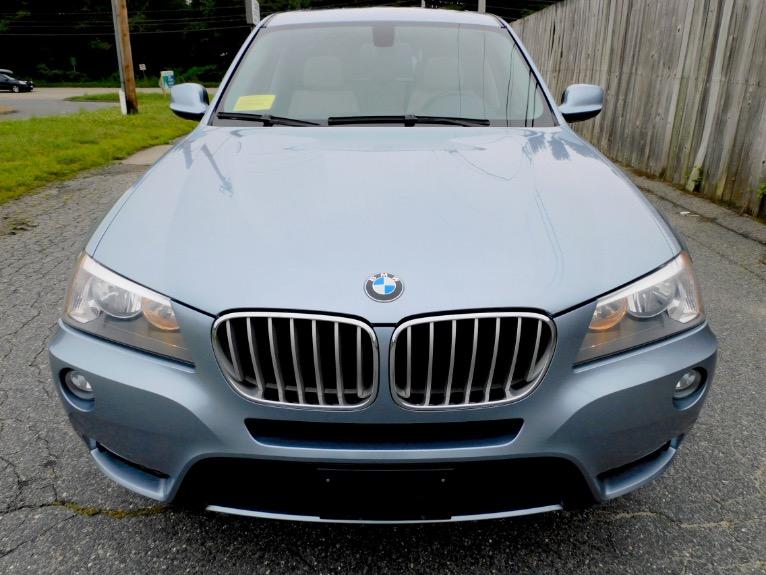 Used 2013 BMW X3 xDrive28i AWD Used 2013 BMW X3 xDrive28i AWD for sale  at Metro West Motorcars LLC in Shrewsbury MA 8