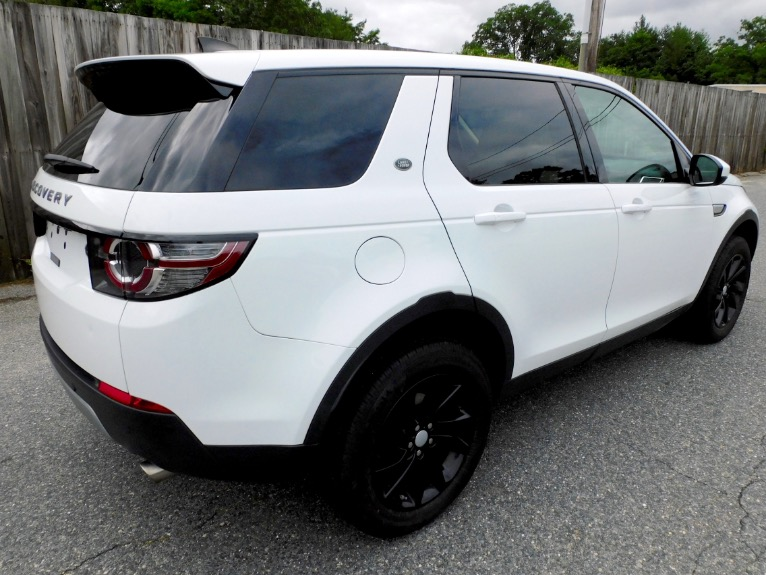 Used 2018 Land Rover Discovery Sport HSE 4WD Used 2018 Land Rover Discovery Sport HSE 4WD for sale  at Metro West Motorcars LLC in Shrewsbury MA 5