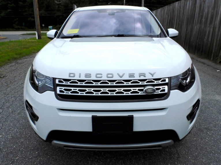 Used 2018 Land Rover Discovery Sport HSE 4WD Used 2018 Land Rover Discovery Sport HSE 4WD for sale  at Metro West Motorcars LLC in Shrewsbury MA 8