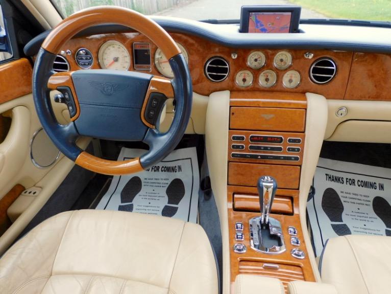 Used 2007 Bentley Arnage R Used 2007 Bentley Arnage R for sale  at Metro West Motorcars LLC in Shrewsbury MA 10