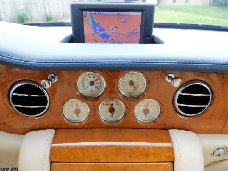 Used 2007 Bentley Arnage R Used 2007 Bentley Arnage R for sale  at Metro West Motorcars LLC in Shrewsbury MA 11
