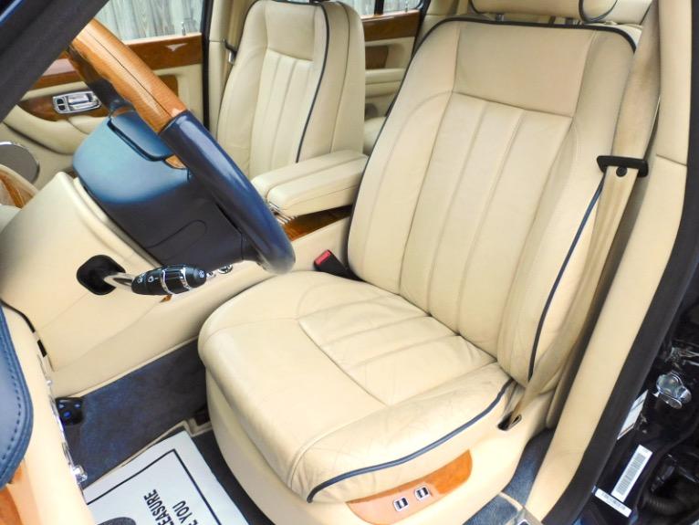 Used 2007 Bentley Arnage R Used 2007 Bentley Arnage R for sale  at Metro West Motorcars LLC in Shrewsbury MA 15