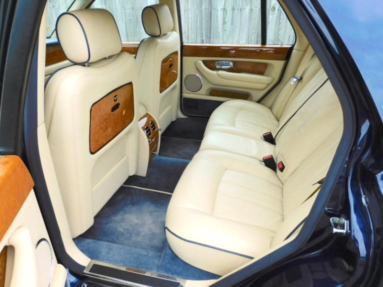 Used 2007 Bentley Arnage R Used 2007 Bentley Arnage R for sale  at Metro West Motorcars LLC in Shrewsbury MA 16