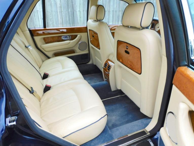 Used 2007 Bentley Arnage R Used 2007 Bentley Arnage R for sale  at Metro West Motorcars LLC in Shrewsbury MA 20