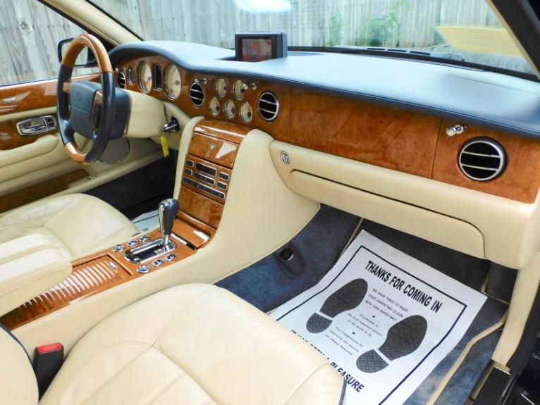 Used 2007 Bentley Arnage R Used 2007 Bentley Arnage R for sale  at Metro West Motorcars LLC in Shrewsbury MA 22
